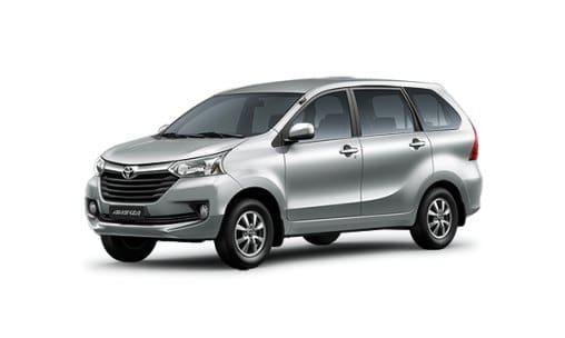 TOYOTA AVANZA MT DONG THAP
