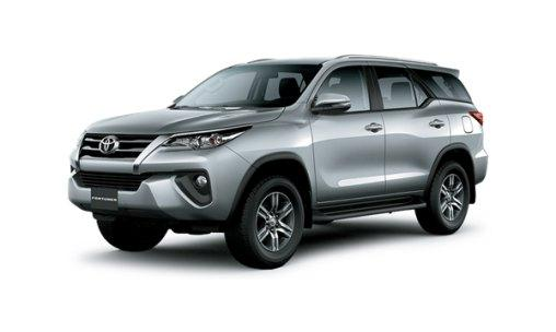 TOYOTA FORTUNER 2.4MT 4X2 DONG THAP