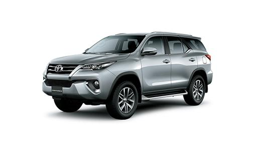 TOYOTA FORTUNER 2.7AT 4X4 DONG THAP
